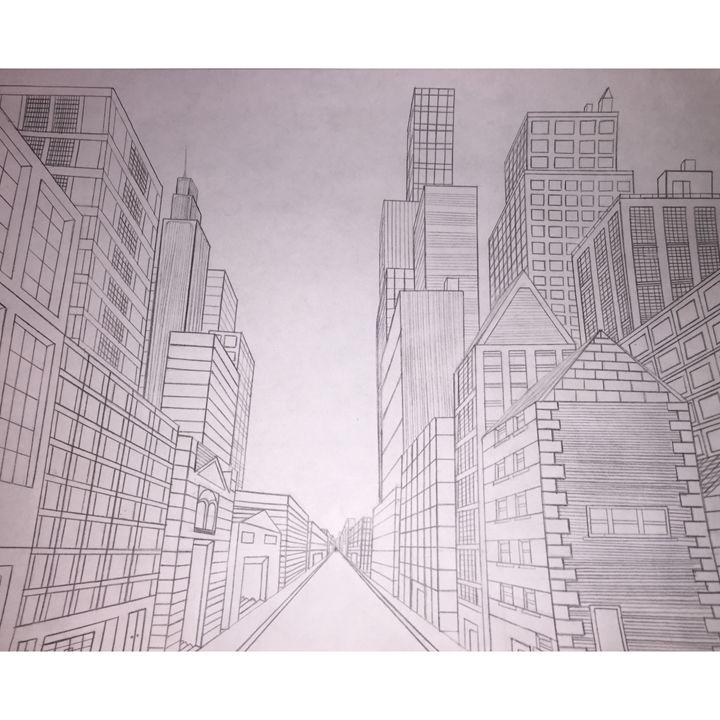 Dysfunctional yet harmonious city - Ashley Joseph