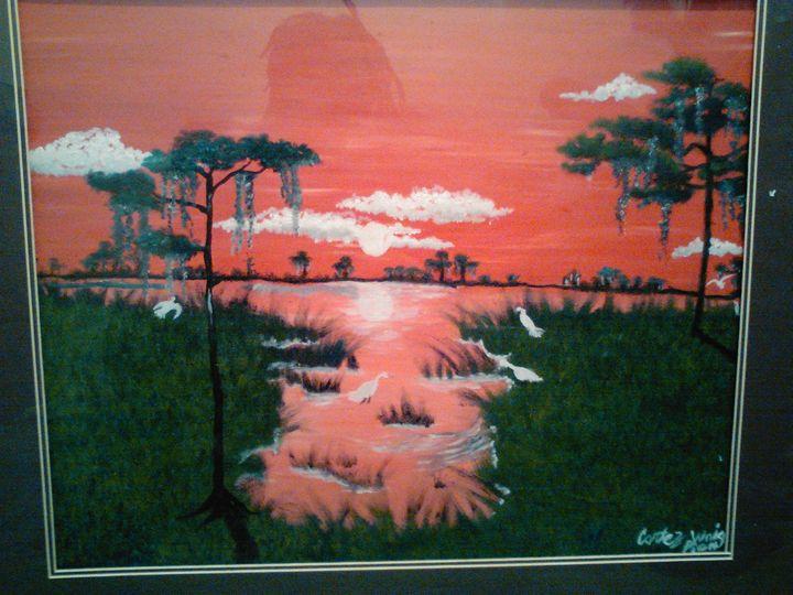 pains oil painting -  Perrylex3