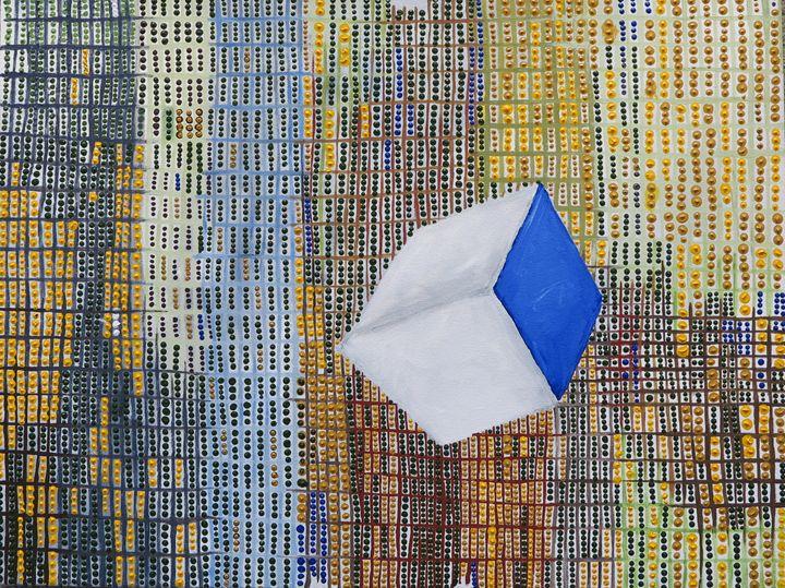 Cube - Leila Abasova