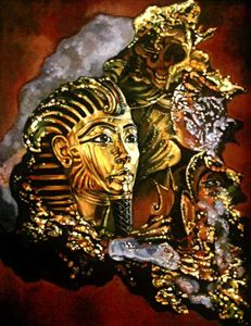 The Gold of Tutankhamun