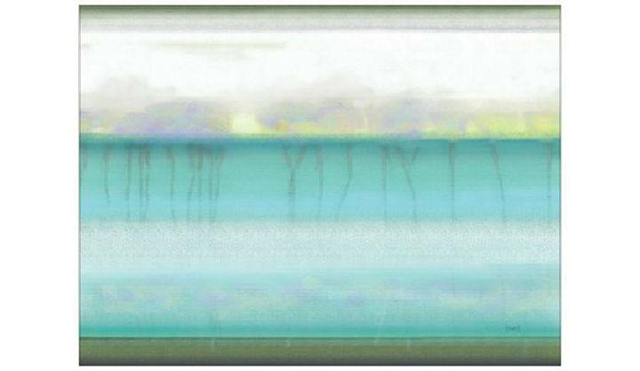 Flower Pond II - Downe Burns Gallery