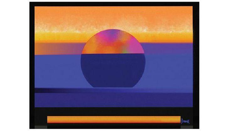 Moon Dance I - Downe Burns Gallery