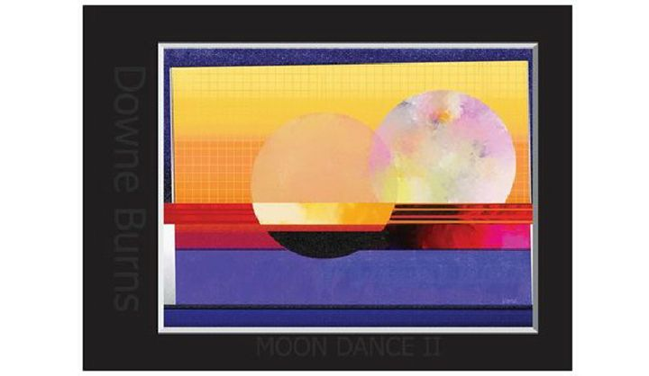 Moon Dance II - Downe Burns Gallery