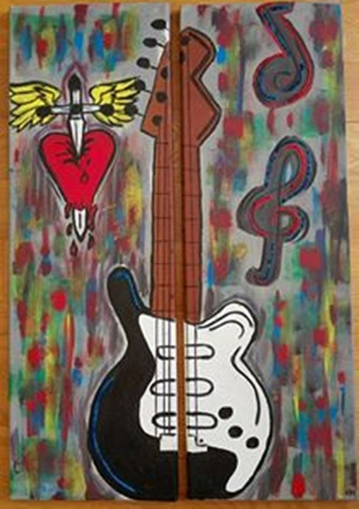 rock guitar - MaKart