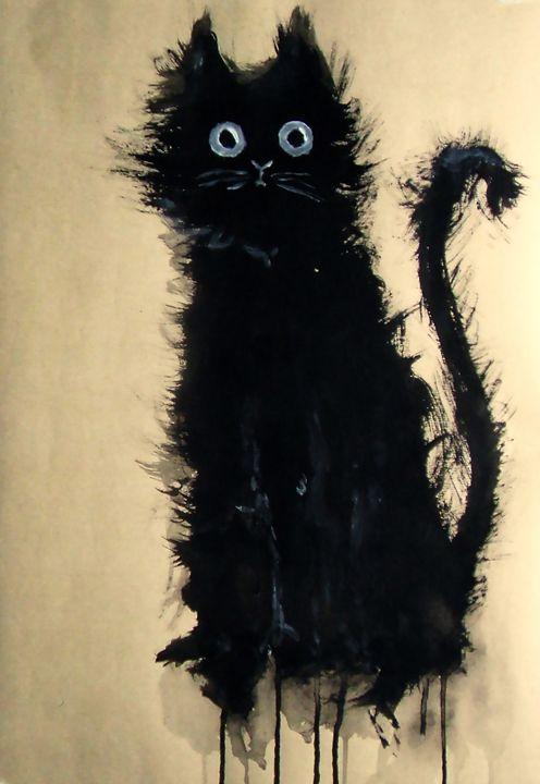 Orphan cat - Nenuostabu