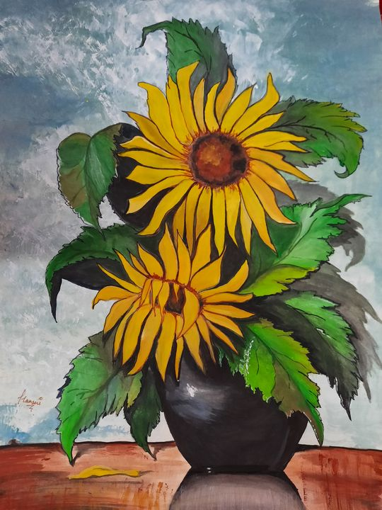 Flowers - Hansni's Art
