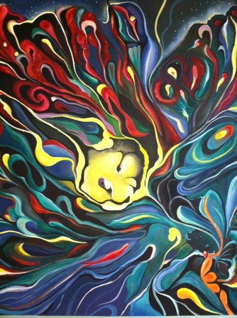 Creation - Nasrin Shariati
