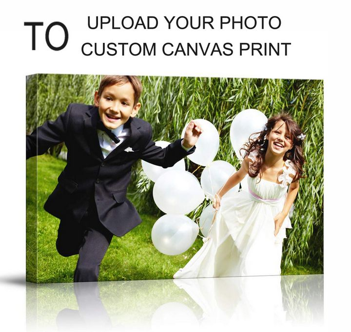 Custom Your Photo to Canvas Prints - HLJ ART
