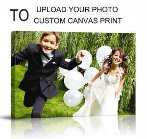 Custom Your Photo to Canvas Prints