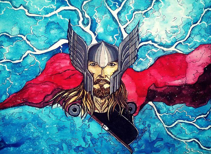 Thor - SHARAD Art Gallery