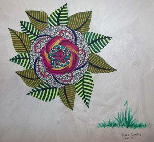 The Hybride Rose