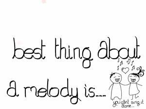 life's melody
