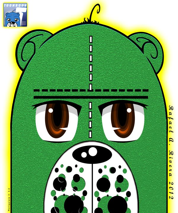 Bear Canvas Collection - Bear Canvas