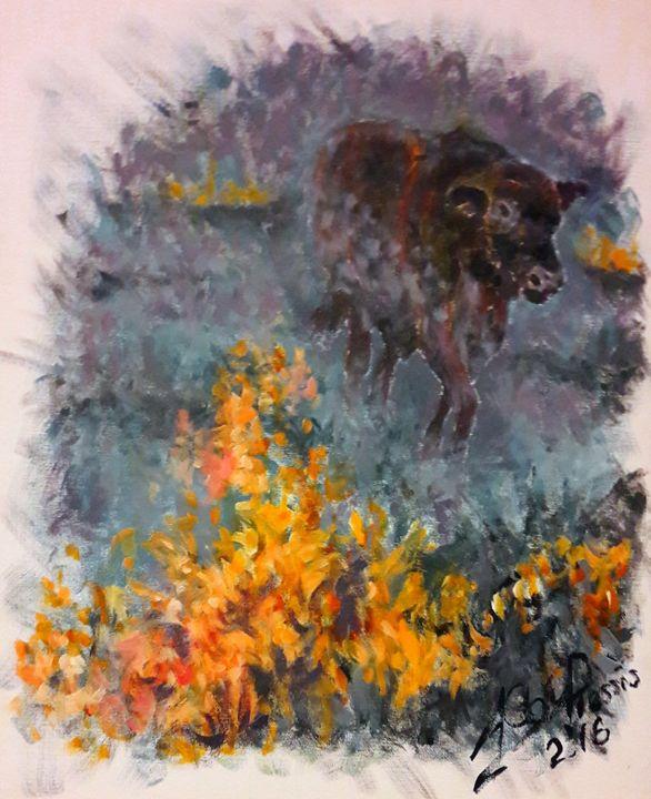 The Burning Fields - Ian du Plessis
