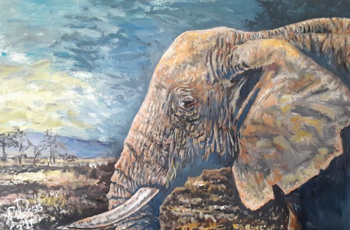 Gentle Giant - Ian du Plessis