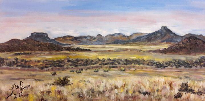 Desolation - Ian du Plessis