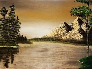 A somewhat interesting landscape