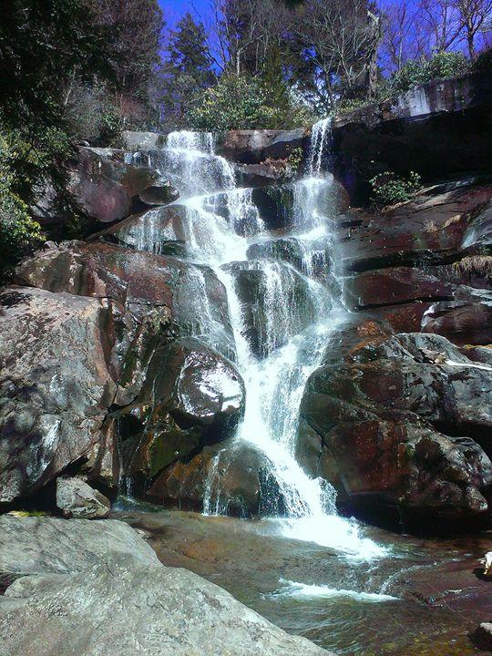 Springtime Waterfall - Phoinex