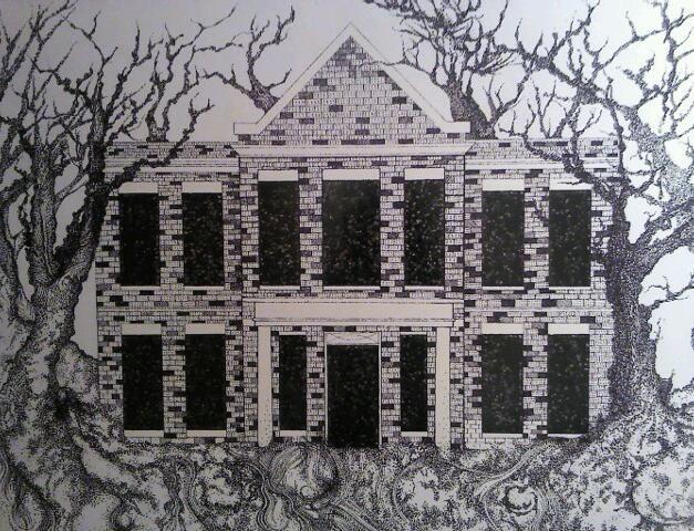 Haunted House - MINX1978