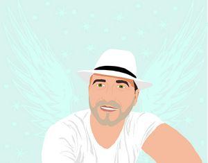 Angel  that fullfills dreams