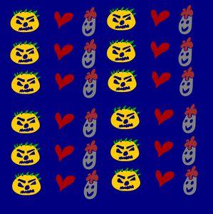 Halloween scary present