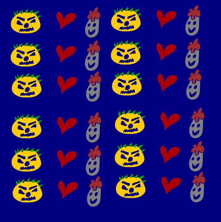 Halloween scary present - Bonna Shejve