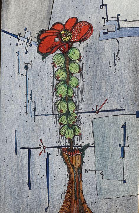 Cactus Decor - Torrences' Arts