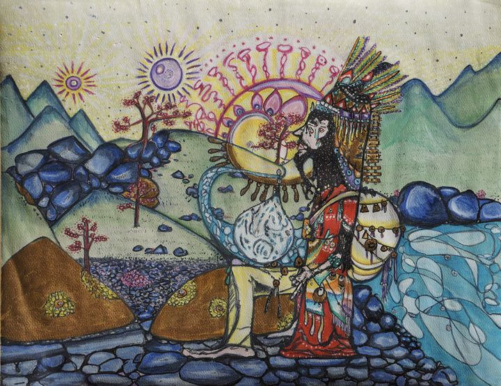 3 stars land - Torrences' Arts
