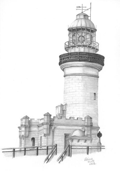 Cape Byron Lighthouse - PatriciaHiltz
