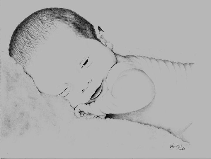 Precious Baby - PatriciaHiltz