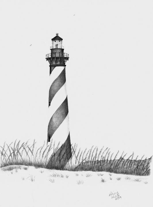 Cape Hatteras Lighthouse - PatriciaHiltz