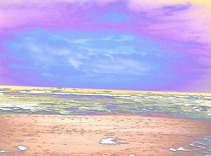 The sea pink tint - TJ Allen
