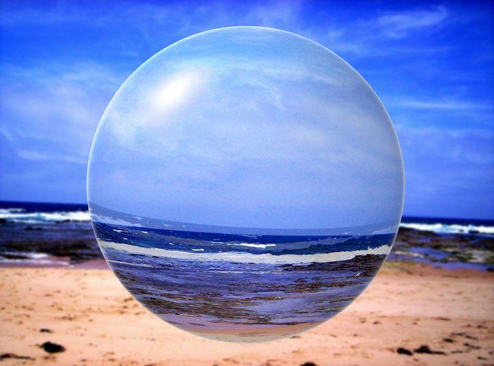 The sea bubble - TJ Allen
