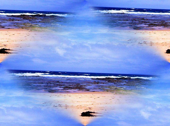 The sea pattern - TJ Allen