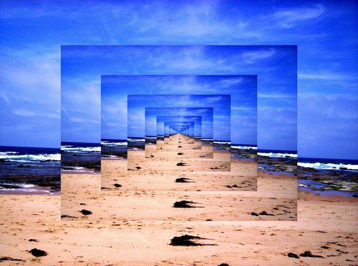 The sea square multiply - TJ Allen