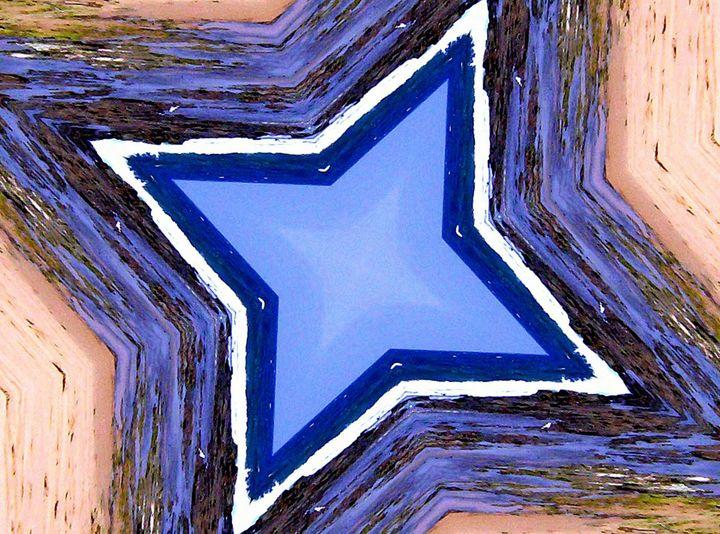 The sea pattern 2 - TJ Allen