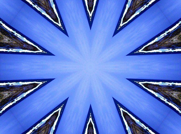 The sea pattern 3 - TJ Allen