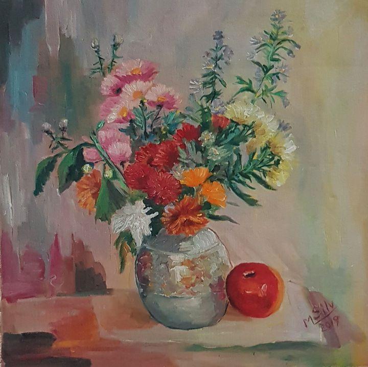 Flower vase - Enghes