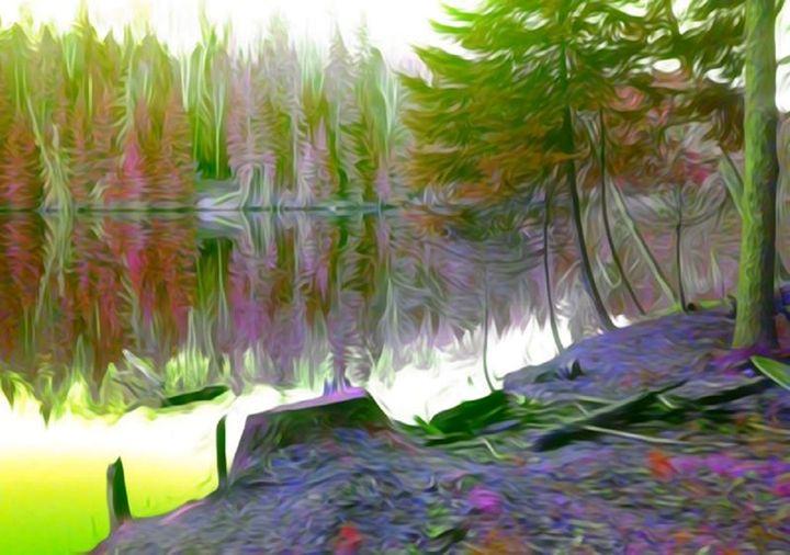 Colorful forest - Demonnova
