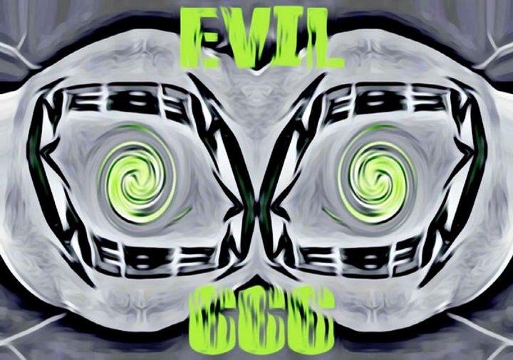 Evil 666 logo 10 - Demonnova