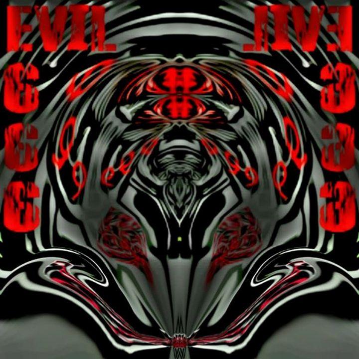 Evil 666 logo 4 - Demonnova