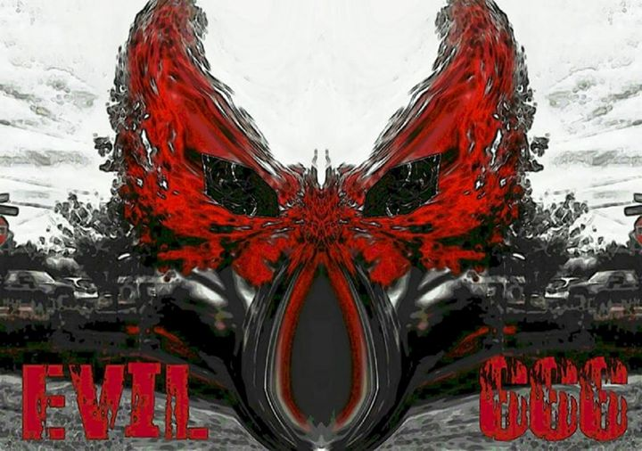 Evil 666 logo 6 - Demonnova