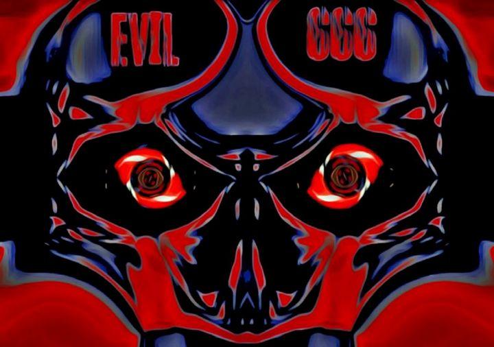 Evil 666 logo 5 - Demonnova