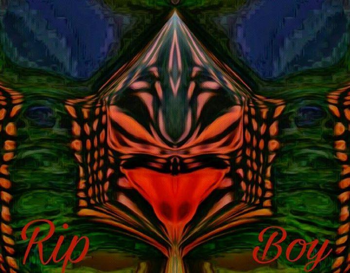 Rip Boy logo 2 - Demonnova