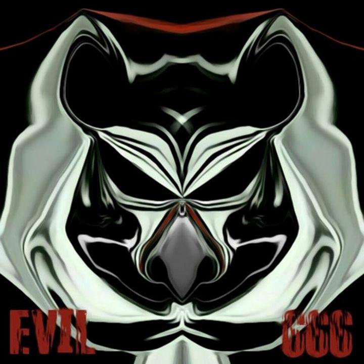 Evil 666 logo 2 - Demonnova