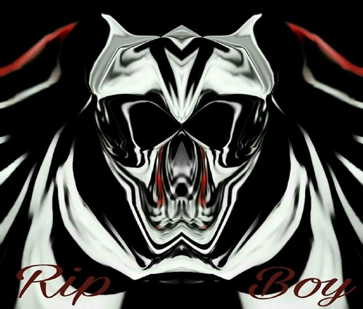 Rip Boy logo - Demonnova
