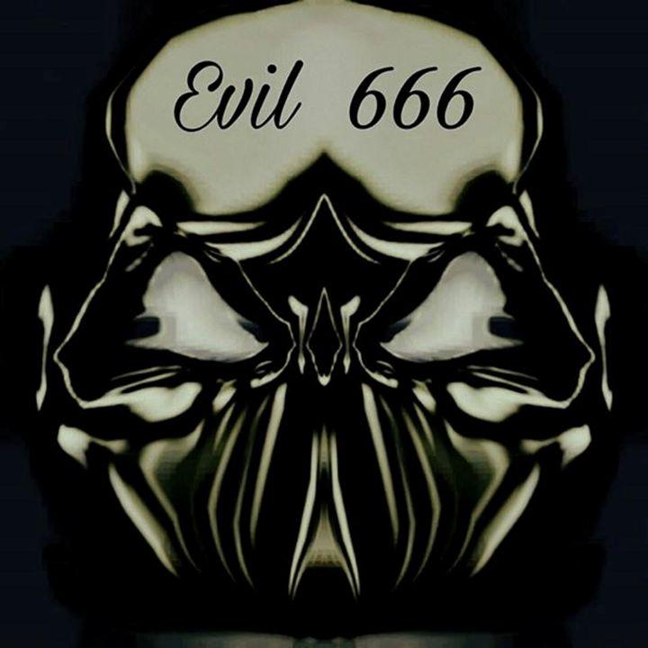 Evil 666 logo - Demonnova
