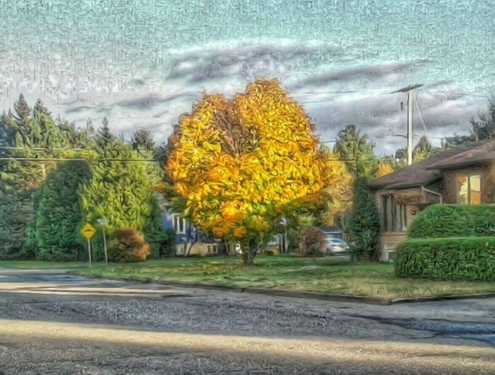Autumn paint - Demonnova