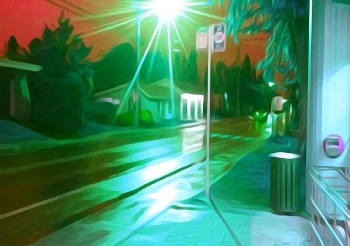 Green night - Demonnova
