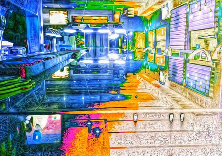 Bar of colors - Demonnova